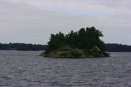 Isla en Mil Islas