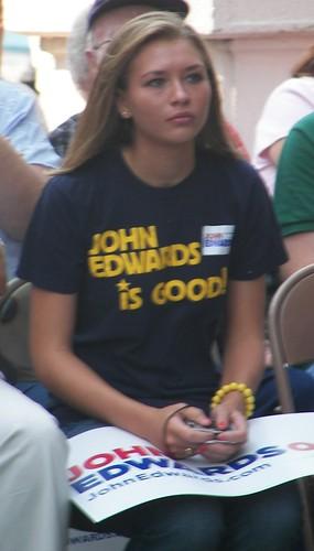 Iowa Bus Tour- Bloomfield by John Edwards 2008