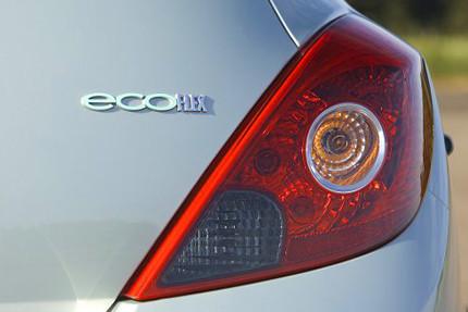 Opel Vxr8. Opel Presents Corsa Hybrid