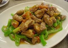 [吃] 小林海產店 (3)_炒羊肉