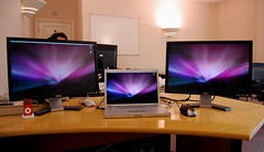 New Desktop Setup - by Andrew*