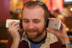 iPhones in Stereo - by Brian Warren