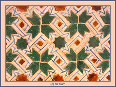 The beauty of Islamic art in Spain (Sir Cam) Tags: barcelona museum ceramic spain ceramics muslim andalucia espana moorish islamic museudeceramica aplusphoto theperfectphotographer