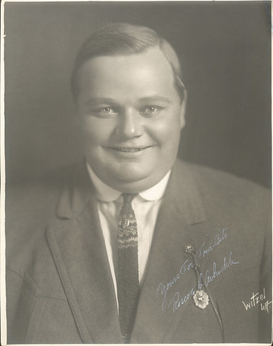 Roscoe Arbuckle about Roscoe Arbuckle