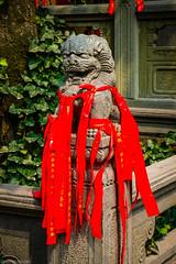 Jadebuddha-Tempel (Joerg1975) Tags: china temple lumix asia asien shanghai buddha buddhist buddhism panasonic asie  kina sina cina chine tempel  f40  buddhismus   dmclx1   in  jadebuddhatempel copyrightprotected  panasonicdmclx1          yfchns jadebuddhachantempel