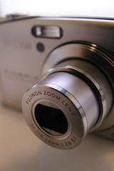 Fujifilm Finepix F50 SE