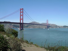 Golden Gate Bridge (Presidio Terrace, California, United States) Photo