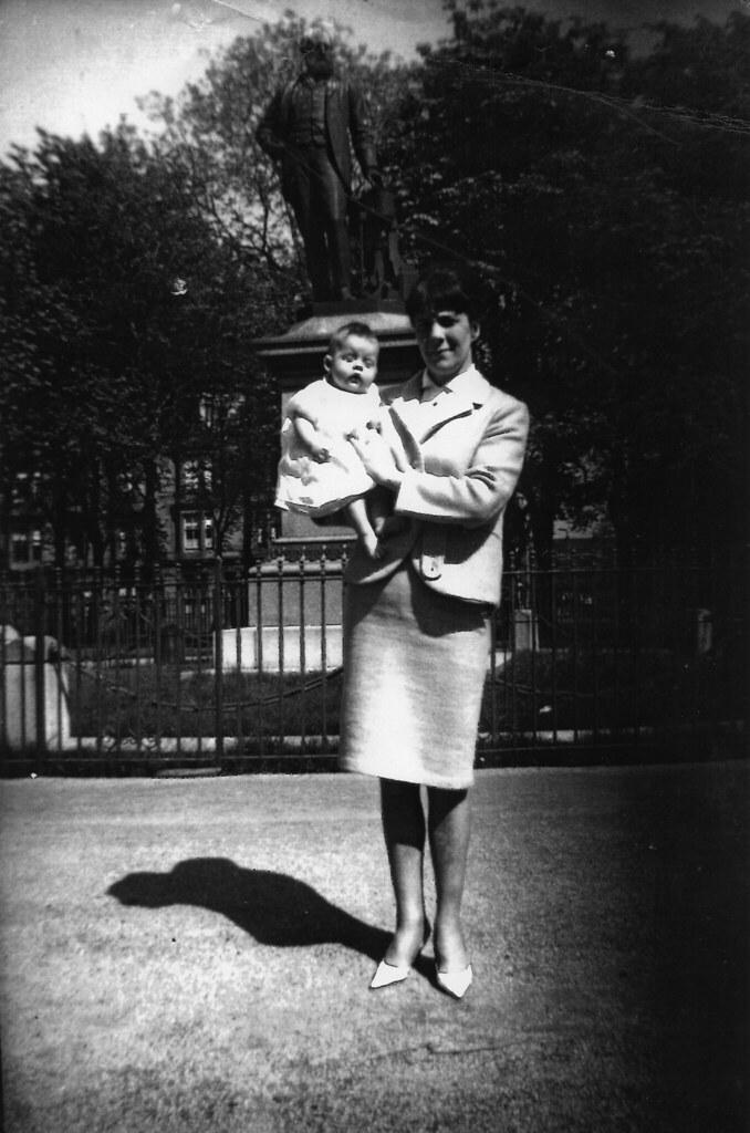 Jessie and Martha Slowey, 1960s