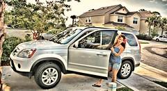 HDR WIFE Honda cr-v