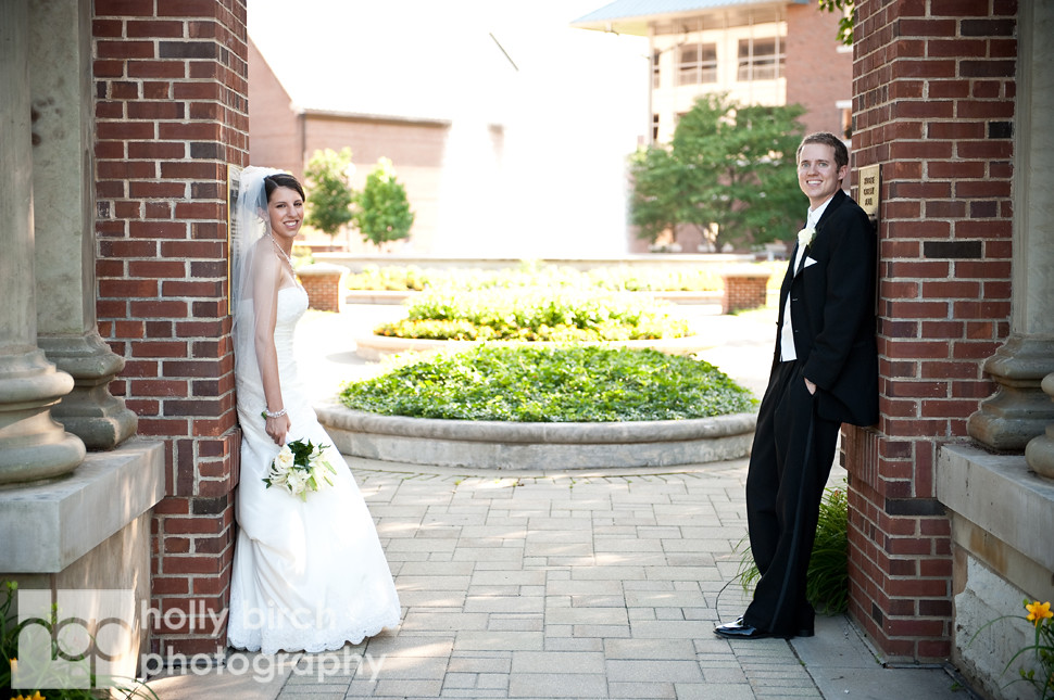 Kim + Brian | Champaign wedding photographer