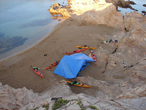 Vuelta a Menorca en kayak 7