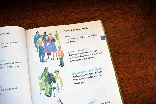 Vintage Dictionary 7