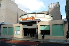 Picture of Wapping Station