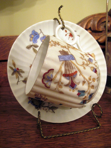 Patten House cup & saucer