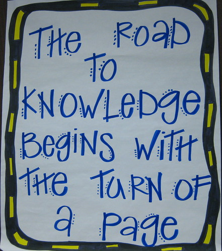 road to knowledge by jen lamar
