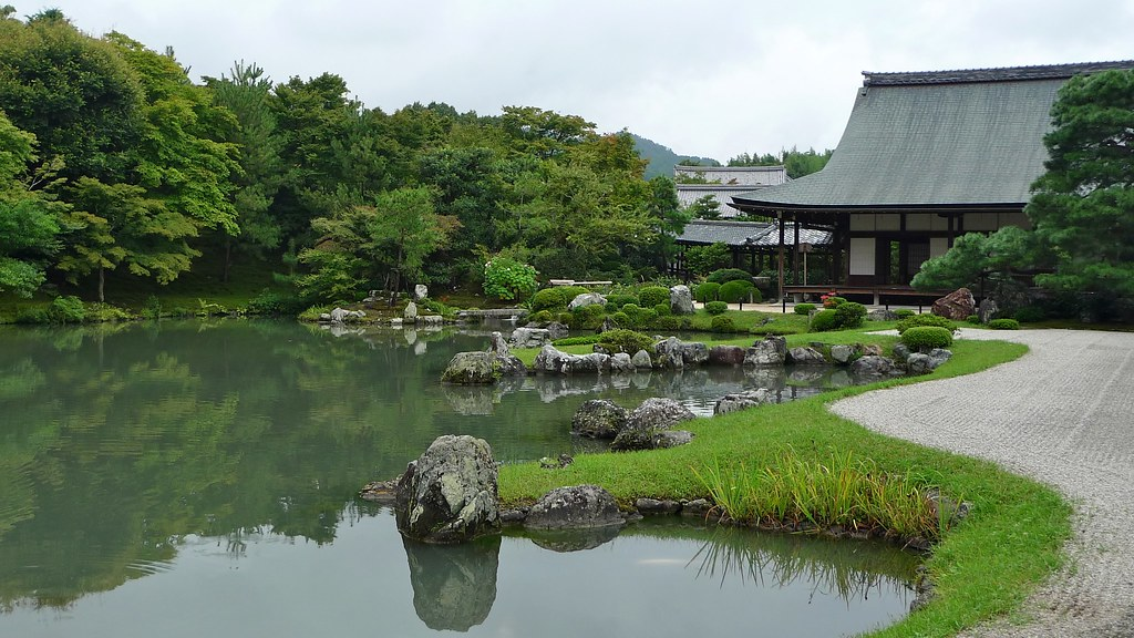 Tenryū-ji Temple