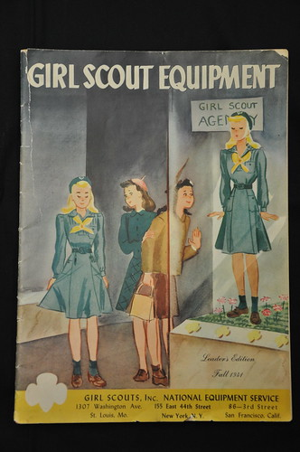 Girl Scout Equipment