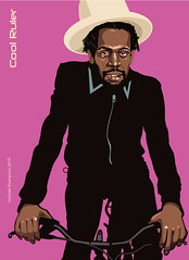 RIP Gregory (freestylee) Tags: uk england music art poster kingston jamaica dancehall gregoryisaacs loversrock michaelthompson coolrummer