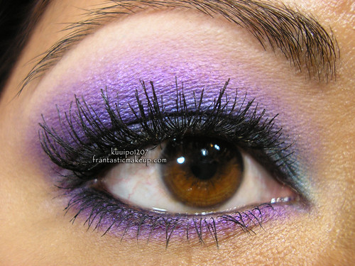 Purple Rain FOTD Closeup