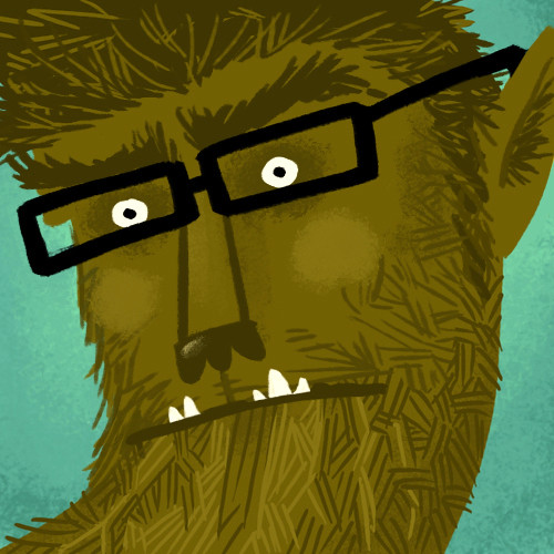New profile avatar: Wereward-O-Matic!