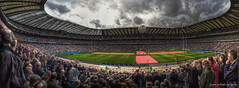 England Vs. New Zealand - Twickenham RFU