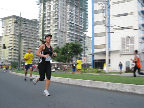 Men's Health Urbanathlon: Running For It