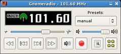 GNOME Radio
