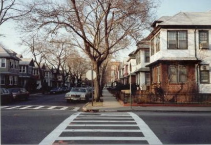 East 10th Street, Brooklyn, 1996