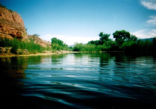 dead horse ranch state park- verde river