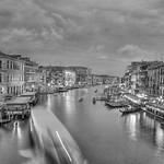 Venecia B&W