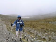Cold and Wet (PA020363) (GlobalGoebel) Tags: mountain mountains trek bhutan himalaya himalayas himalayan yelila yeli jhomolhari