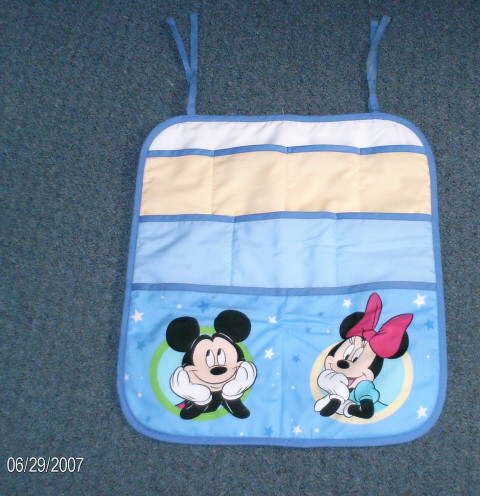 Mickey Mouse Organizer
