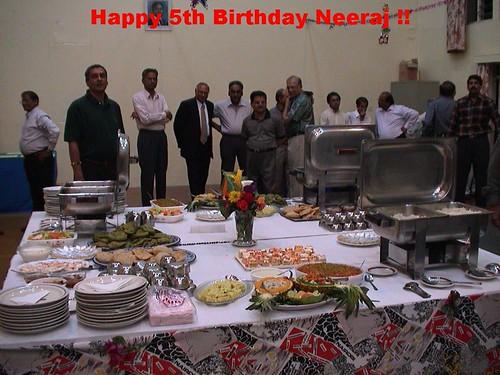 Neeraj Birthday 2