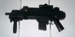 G36C VN tactical (Airsoft Freunde Koeln Bonn) Tags: tokyo tm airsoft marui walther softair vn tactical g36c toppoint