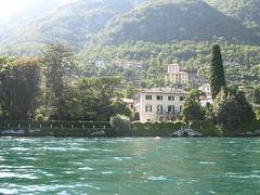 George Clooney's Lake Como Villa