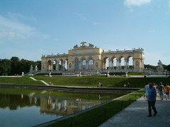 Vienna. Schnbrunn Palace (TudorSeulean) Tags: vienna wien austria palace osterreich schonbrunn gloriette