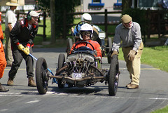 GN with a JAP twin engine (66Alpine) Tags: car racing gn prescott hillclimb vscc