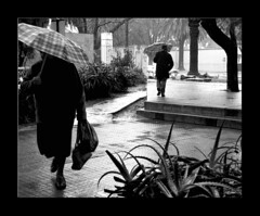 Día de lluvia.. - by Pachakutik