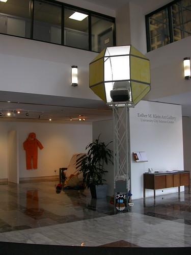 Great Society installation