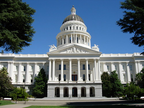 California State Capitol by Gravitywave, on Flickr