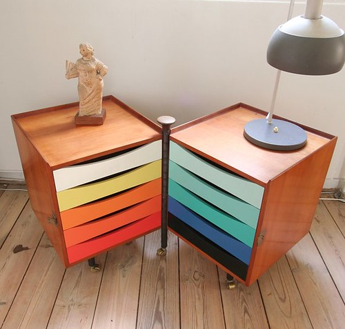 Finn Juhl storage cart