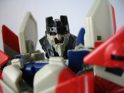 Transformers Movie Starscream (Target Exclusive) (botmode)