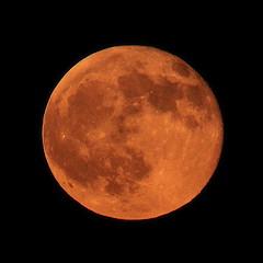 Bloody Moon - by jurvetson