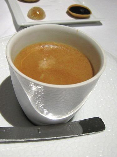 A rather expensive espresso
