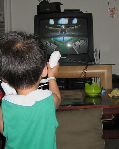 Bryan and Wii Fun
