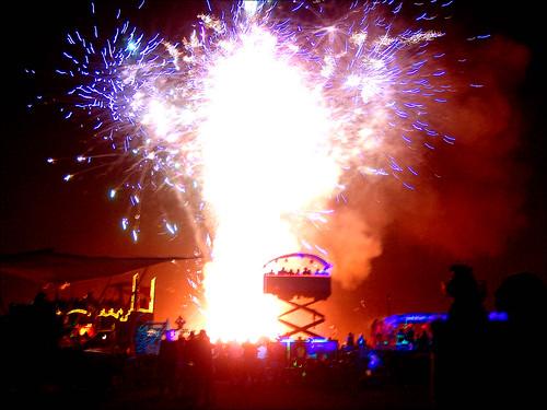 Burning Man 2005