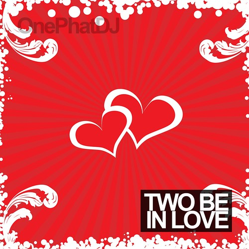 Two Be In Love cover