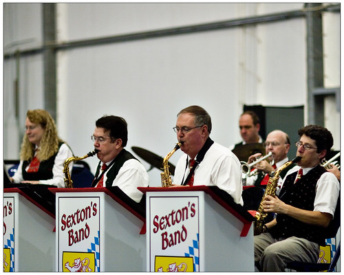 Sextons band