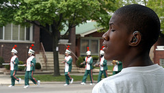South Side Little League Parade (bumpkin78) Tags: chicago drive king martin baseball little south side ss jr parade entertainment donnie seals league luther