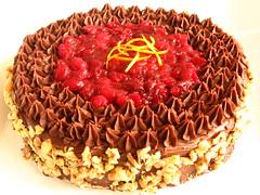 Chocolate Madras Cake